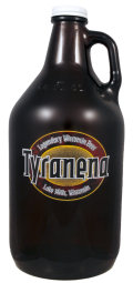 Tyranena Brandy Barrel-Aged Brown Ale - Brown Ale