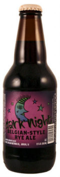 Millstream Dark Night Belgian Rye - Belgian Ale
