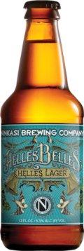 Ninkasi Helles Belles - Dortmunder/Helles