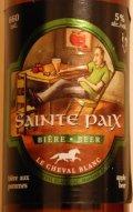 RJ Le Cheval Blanc Sainte-Paix aux Pommes