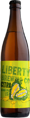Liberty Citra Double IPA