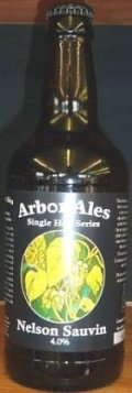 Arbor Single Hop Nelson Sauvin - Golden Ale/Blond Ale