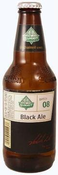 Summit Unchained 08 Black Ale