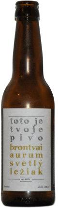 Brontvaiovsk� Pivo Svetl�