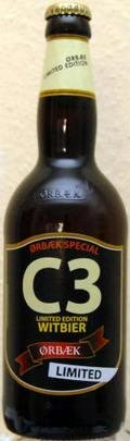 �rb�k C3 Witbier Limited Edition