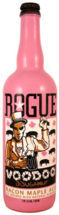 Rogue Voodoo Doughnut Bacon Maple Ale - Smoked