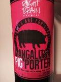Right Brain Mangalitsa Pig Porter