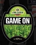 J.W. Lees Game On (Winter) - Bitter