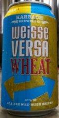 Karbach Weisse Versa Wheat