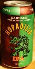Karbach Hopadillo IPA