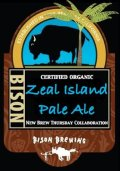 Bison Organic Zeal Island Pale Ale