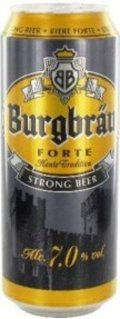 Burgbr�u Forte - Strong Pale Lager/Imperial Pils