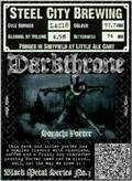 Steel City Darkthrone Sorachi Porter - Porter