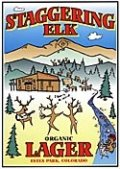 Estes Park Staggering Elk
