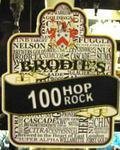 Brodies 100 Hop Rock - India Pale Ale (IPA)