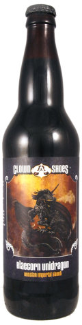 Clown Shoes Blaecorn Unidragon - Imperial Stout