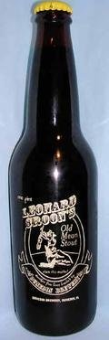Dunedin Leonard Croon�s Old Mean Stout