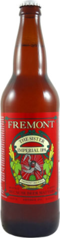 Fremont The Sister Imperial IPA - Imperial/Double IPA