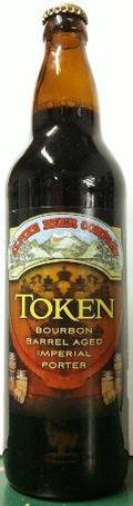 Alpine Beer Company Token Bourbon Barrel Aged Imperial Porter