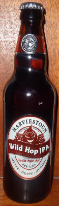Harviestoun Wild Hop IPA (Bottle) - Golden Ale/Blond Ale