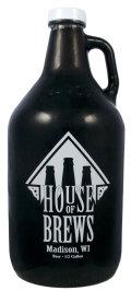 House of Brews Prairie Rye Ale
