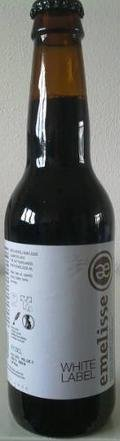 Emelisse White Label Imperial Russian Stout (Peated Jack Daniels BA)
