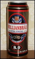 Willianbr�u Extra Strong 8.9 - Strong Pale Lager/Imperial Pils