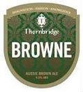 Thornbridge Browne - Brown Ale