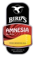 Birds Amnesia - Golden Ale/Blond Ale