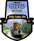 Geeves Fully Laden IPA