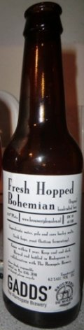 De Molen / Gadds Fresh Hopped Bohemian - Strong Pale Lager/Imperial Pils