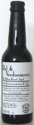 De Molen Hel & Verdoemenis Macallan BA