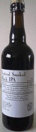 De Molen Festival Smoked Black IPA