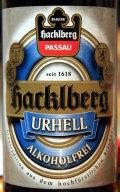 Hacklberg Urhell Alkoholfrei