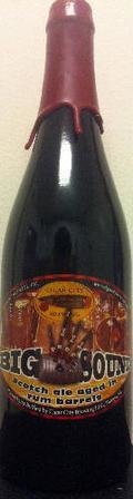Cigar City Big Sound Scotch Ale - Rum Barrel Aged - Scotch Ale