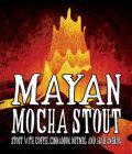 Odd Side Ales Mayan Mocha  Stout