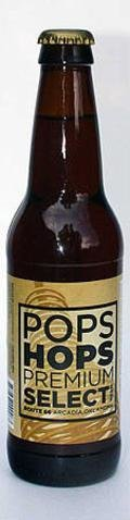 POPS Hops Premium Select Beer - Pale Lager