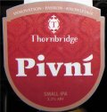 Thornbridge Pivn� - Golden Ale/Blond Ale