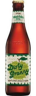 Matilda Bay Dirty Granny Cider