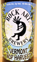 Rock Art Vermont Hop Harvest - India Pale Ale (IPA)