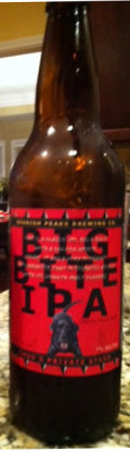 Spanish Peaks Chug�s Private Stash Big Bite Peach Wheat - Fruit Beer