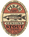 Pike�s Genuine Stout