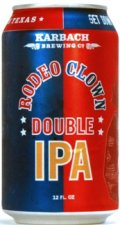 Karbach Rodeo Clown Double IPA