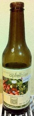 Samareiner Apfelbier - Fruit Beer/Radler