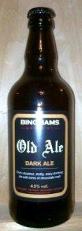 Binghams Old Ale - Old Ale
