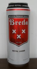 Breda Royal Beer / Lager