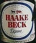 Haake Beck Export - Dortmunder/Helles