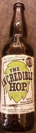 Fort Collins The Incredible Hop - Imperial Belgian Style IPA