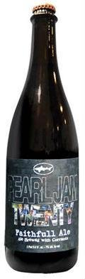Dogfish Head Pearl Jam Twenty Faithfull Ale
