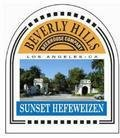 Beverly Hills Sunset Hefeweizen - German Hefeweizen